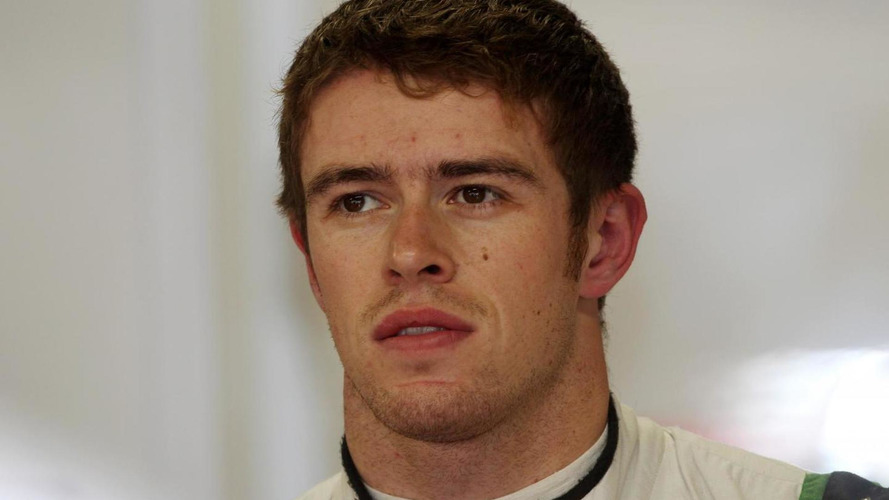 Di Resta yet to secure Mercedes F1 role