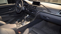 2014 BMW 4-Series Coupe with M Performance parts 20.07.2013