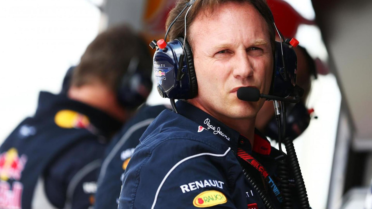 Christian Horner 11.05.2013 Spanish Grand Prix