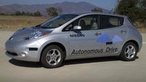 Nissan details their autonomous driving systems & launch dates