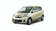 Fully Redesigned Daihatsu Mira Launched (JA)