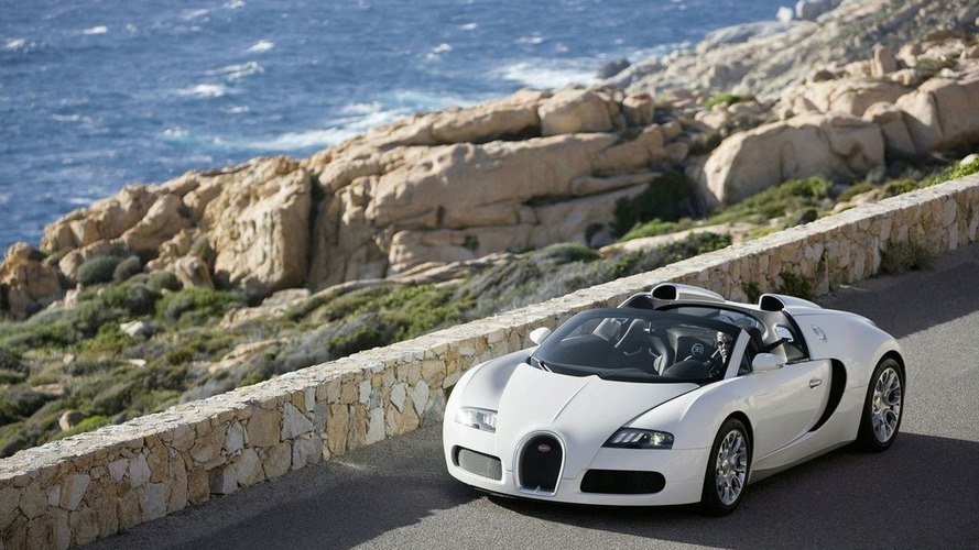 First Bugatti Veyron Grand Sport Sells for $2.9 million