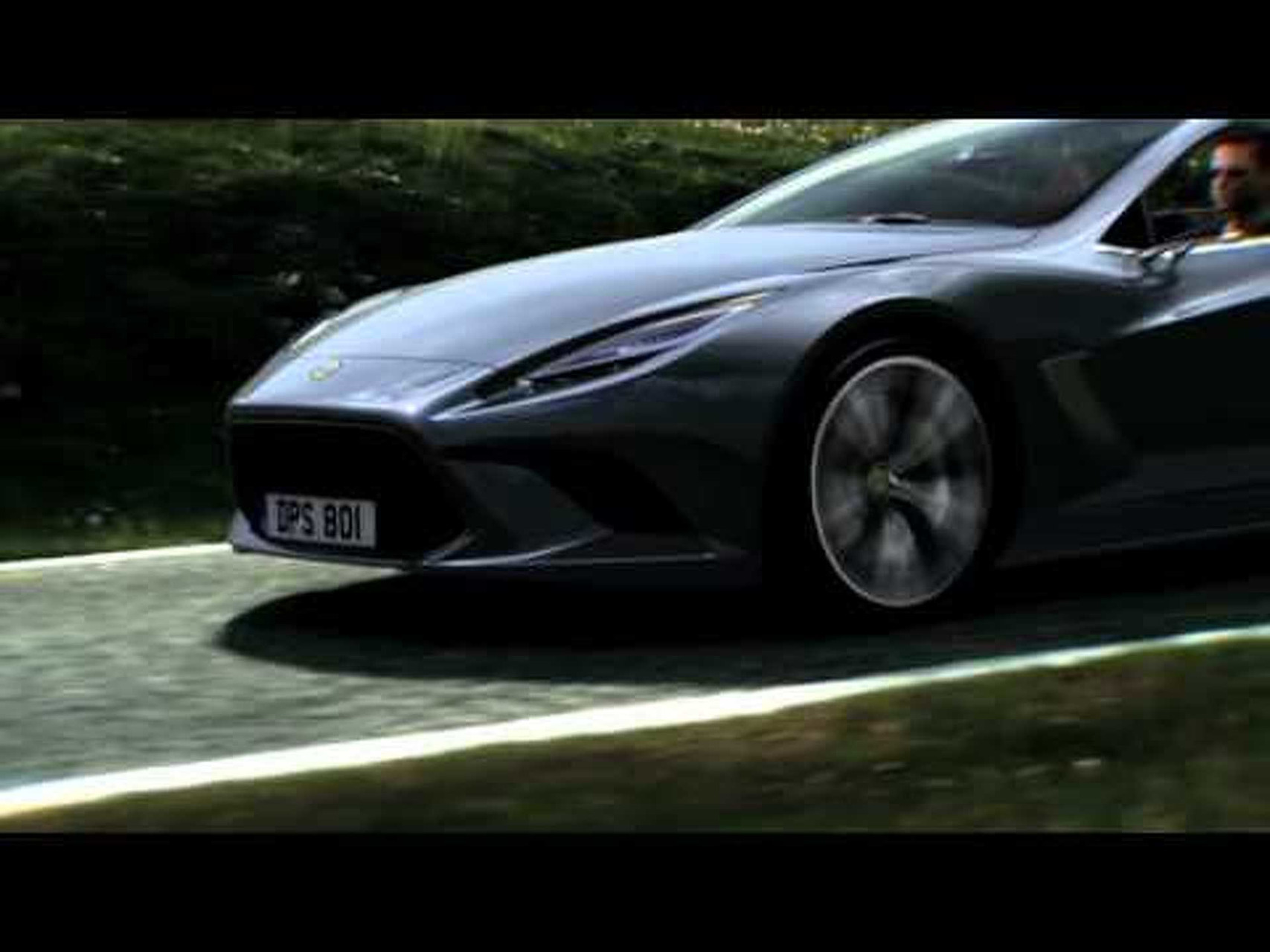 2010 Lotus Elite Concept Video 1