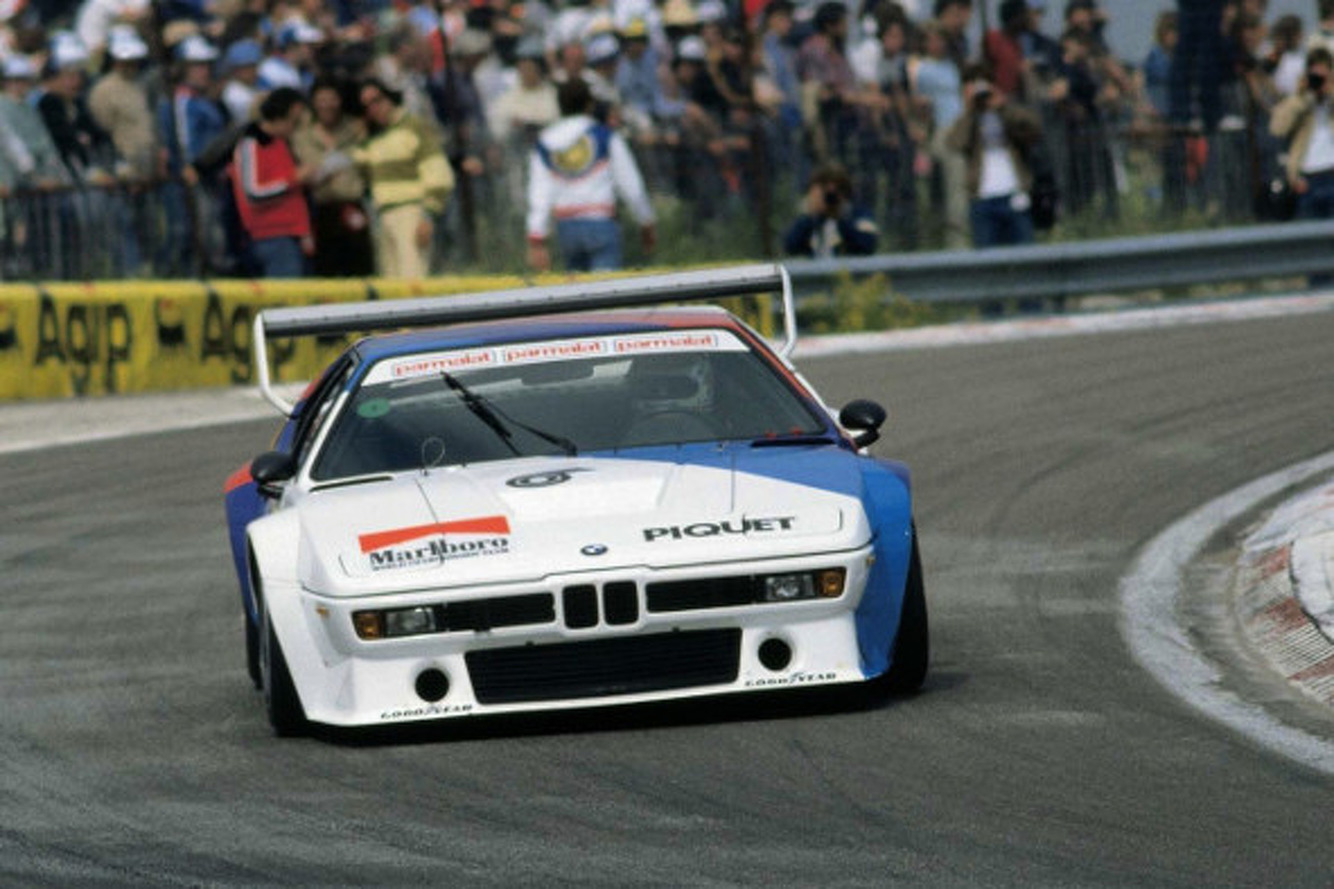The BMW M1 Procar Will Always Be Part of Automotive History