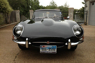 eBay Car of the Week: 1967 Jaguar E-Type XKE