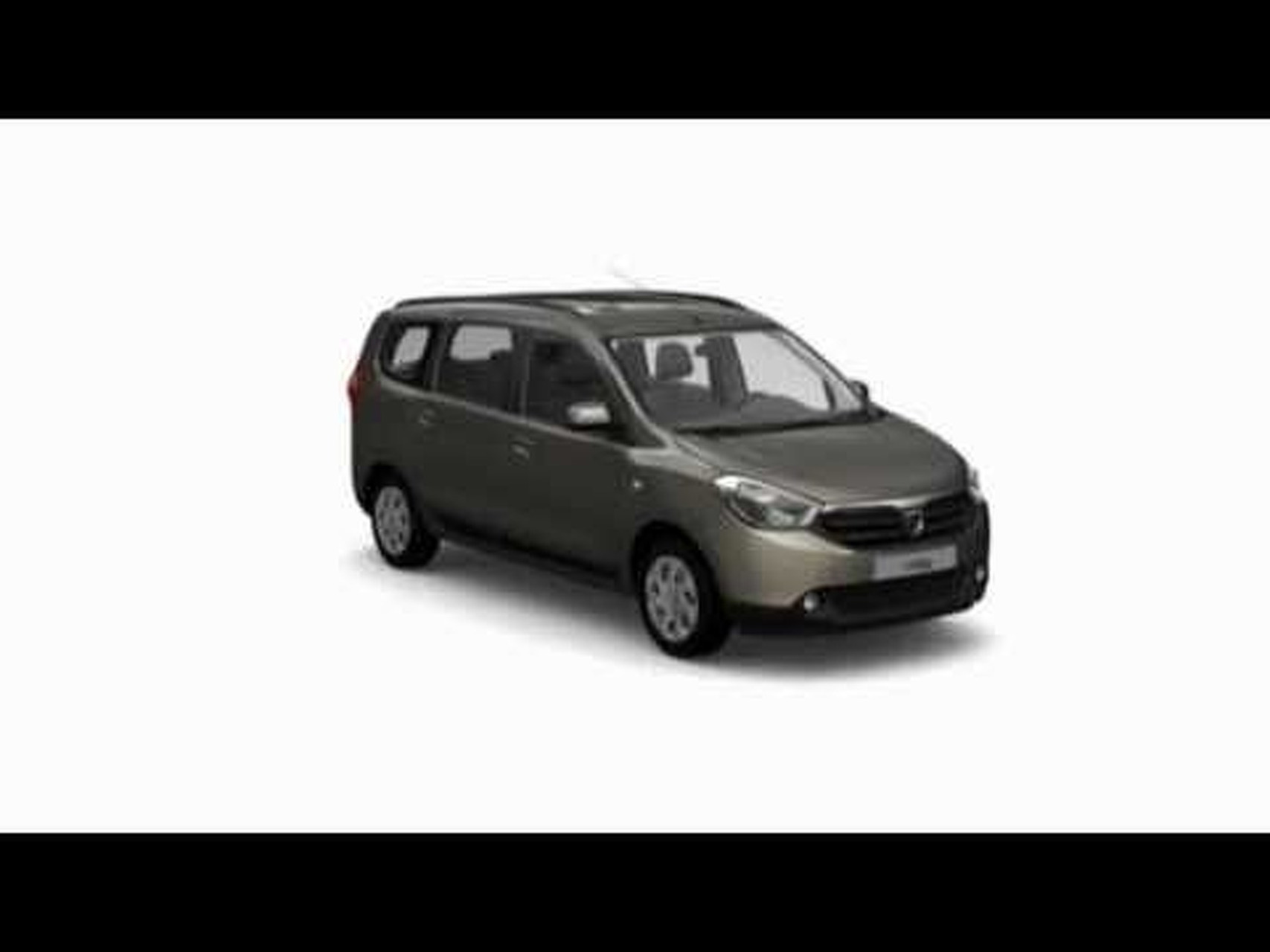 2013 Dacia Lodgy - 360°