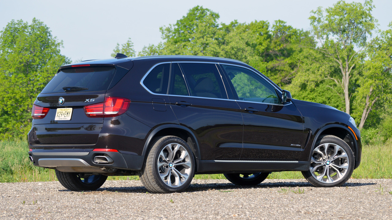 Review 2016 Bmw X5 Xdrive40e