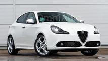 Alfa Romeo Giulietta facelift gets rendered
