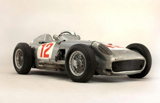 Mercedes-Benz W196 Sells For Record $29.6M