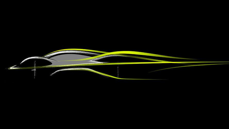Aston Martin & Red Bull collaborate to build