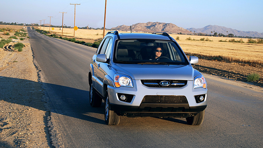 Kia recalls 71K Sportages for wire harness engine fire risk
