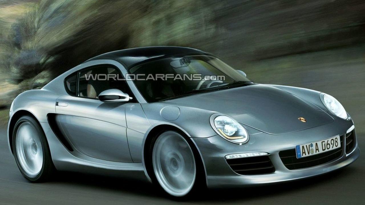 Porsche Cayman 2