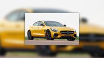 Mercedes-AMG may be planning GT 4 super sedan