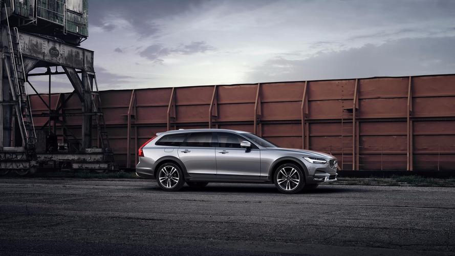 Volvo - Polestar optimise déjà la nouvelle V90 Cross Country
