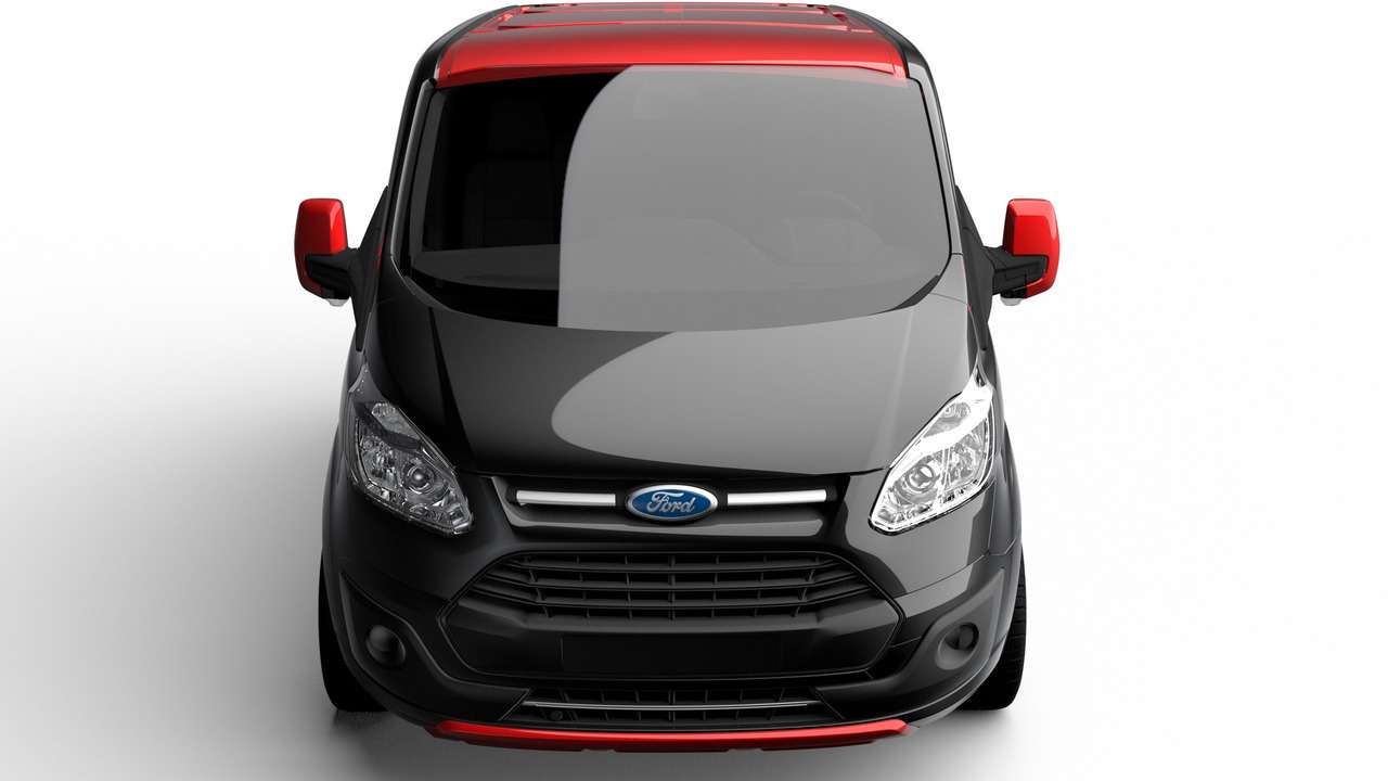 Ford Transit Black Edition
