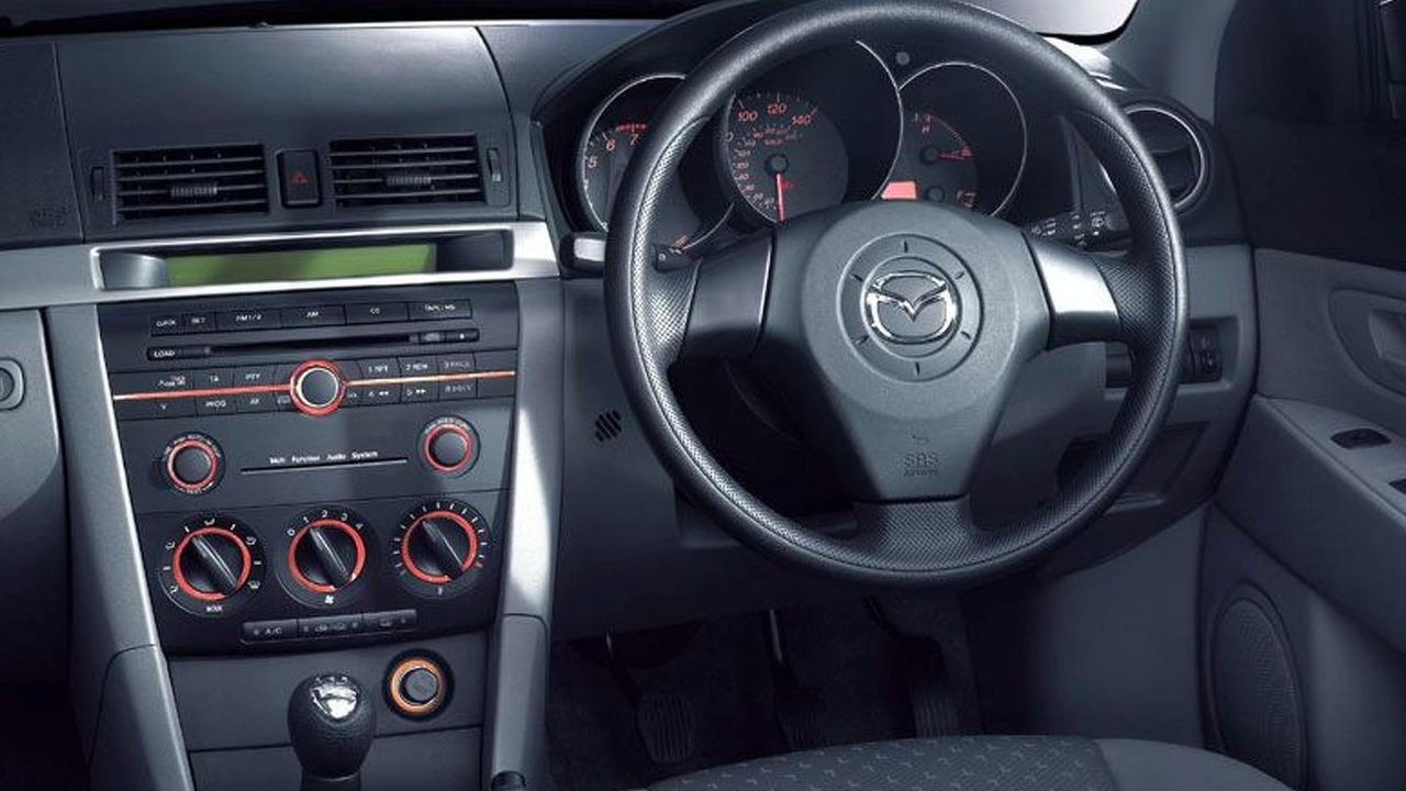 Mazda3 Sakata Special Edition Interior