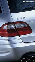 Mercedes-Benz E 55 AMG Wagon