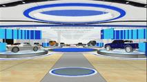 Innovative Ford Exhibit at NAIAS