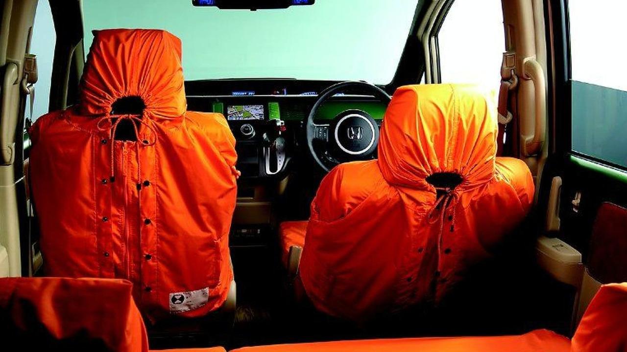Honda Step Wagon Modulo Interior