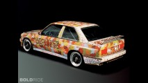 BMW M3 Michael Jagamara Nelson Art Car