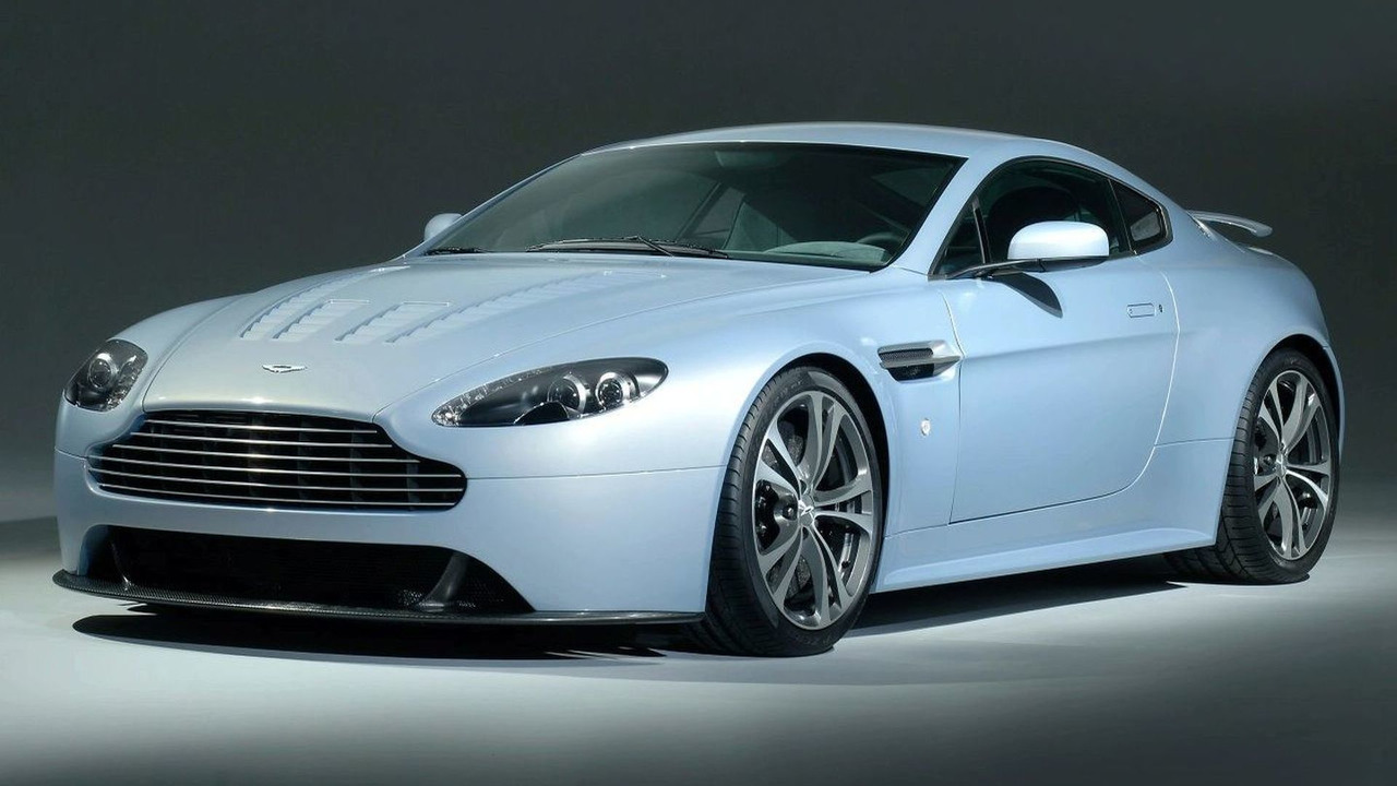 Mako Blue is the name for V12 Vantage RS