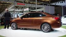 Ford Escort Concept at 2013 Auto Shanghai