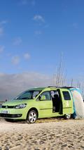 2013 Volkswagen Caddy Maxi Camper 26.03.2013