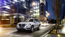 Updated BMW Concept X5 eDrive concept
