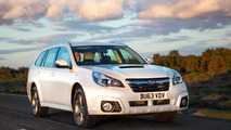 Subaru Outback gets minor facelift and new diesel powetrain for 2014MY