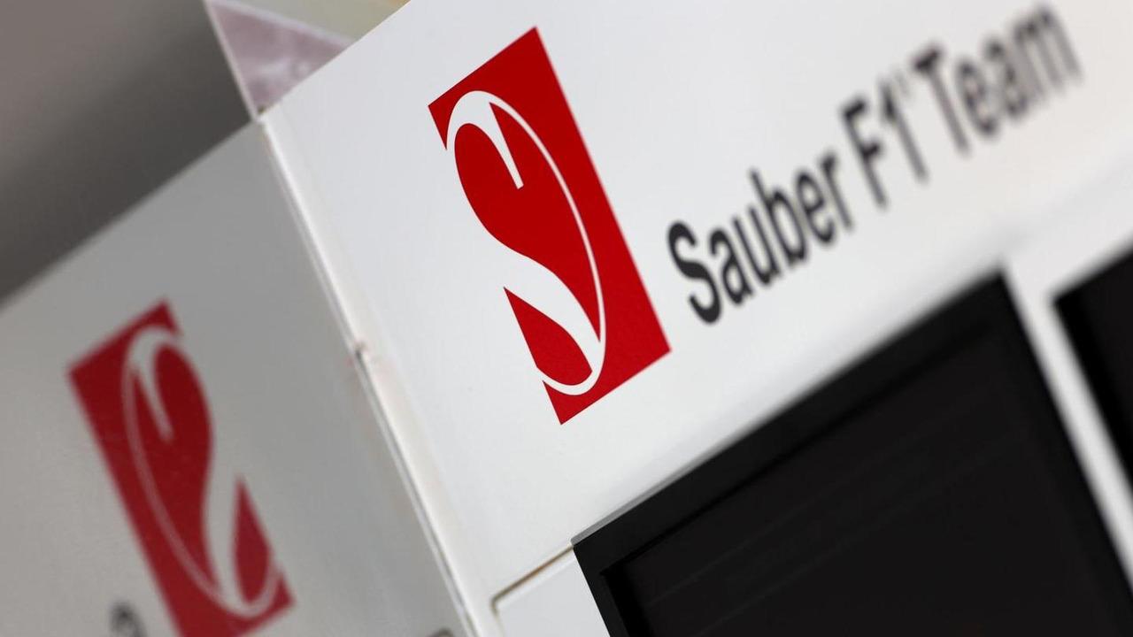 Sauber F1 Team logo / XPB