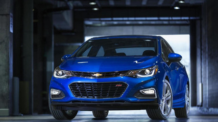 New Chevy Cruze offers up to 42 MPG on the highway