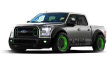 Ford tricks out the 2015 F-150 for SEMA