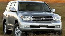 New Toyota LandCruiser