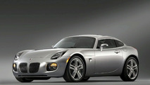 Official: Pontiac Solstice Coupe at NYIAS
