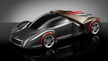 Ferrari Fiorano design