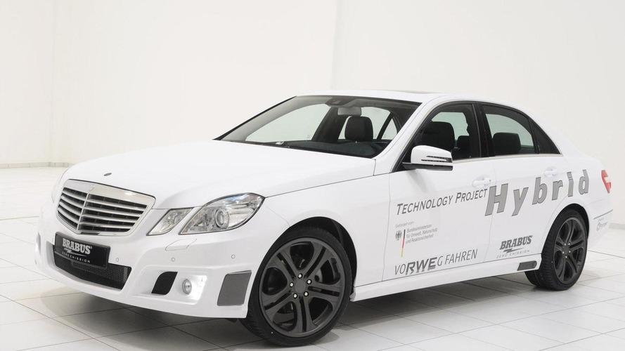 Brabus Project HYBRID based on Mercedes E 220 CDI BlueEFFICIENCY