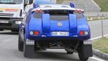 Volkswagen teases Race Touareg 3 for 2011 Dakar Rally
