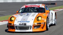 Nico Hülkenberg, Porsche 911 GT3 R Hybrid, Nurburgring Nordschleife, Germany, 28.04.2010