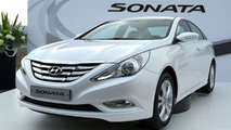 2011 Hyundai Sonata revealed in Korea