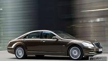 2010 Mercedes S Class Facelift