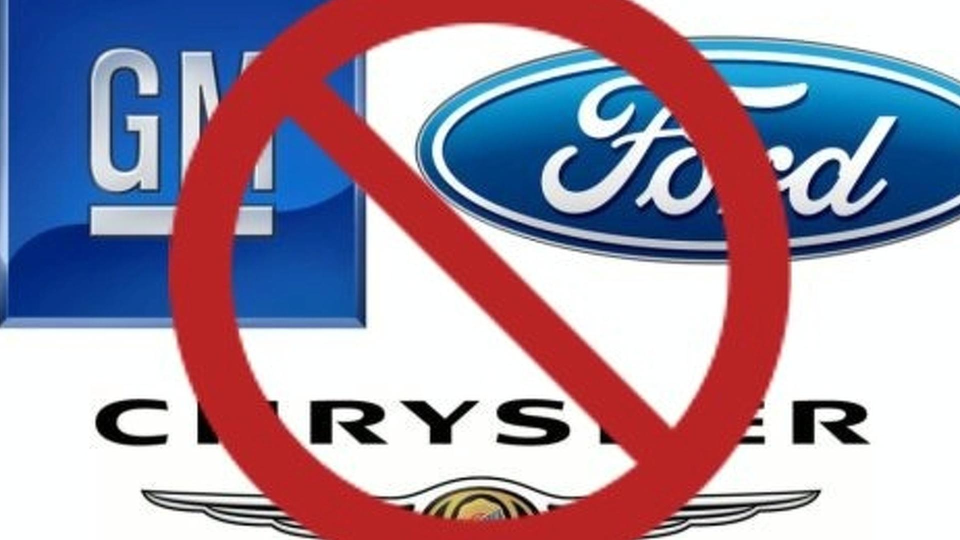 No $25-billion bailout package for automakers - Senate vote canceled