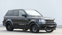 Hamann Conqueror II Based on Range Rover Sport