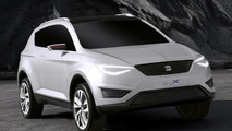 SEAT crossover gets detailed, could be launched in 2016