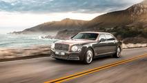 2017 Bentley Mulsanne facelift brings Extended Wheelbase model [videos]