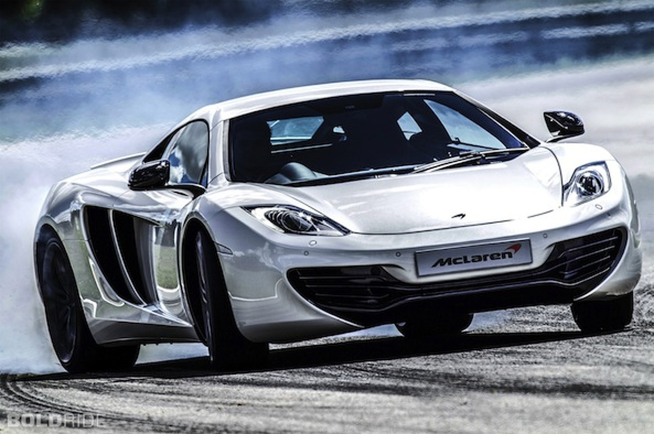 2014 McLaren MP4-12C, Now With More Power