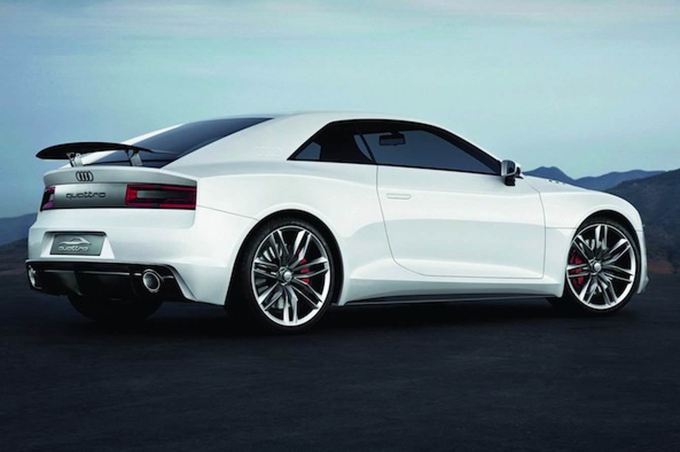 New 600HP Audi Quattro Concept Could Debut in Frankfurt