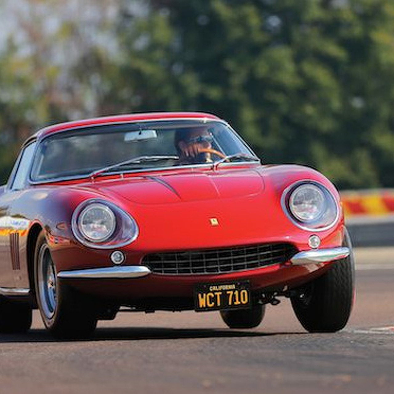 Steve McQueen's Ferrari Poised to Break Records at Monterey Auction