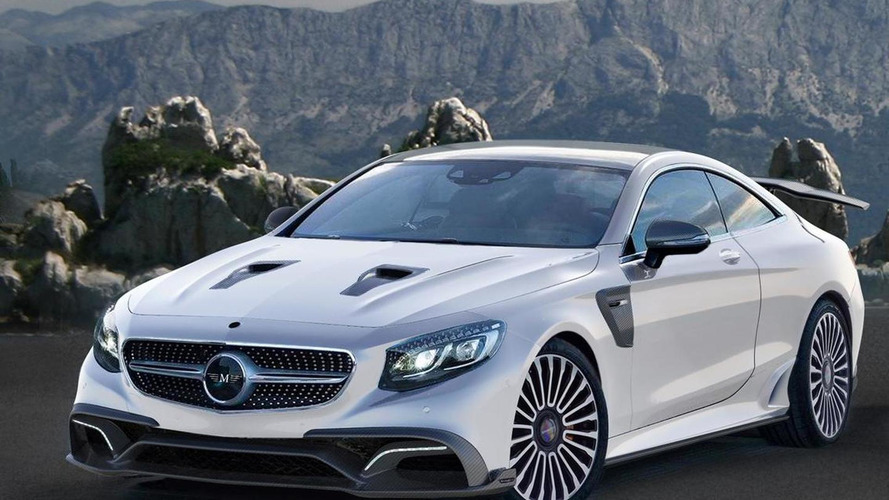 Mansory creates new styling pack for Mercedes-Benz S63 AMG Coupe