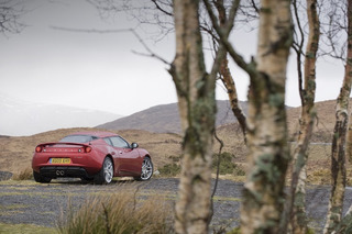 Lotus To Stop Evora sales in the U.S.