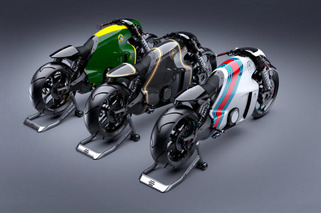 5 Reasons Why the Lotus C-01 is Art and Not A Superbike